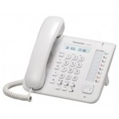 8 Key 1 Line Display Handset (White)