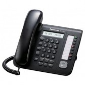 8 Key 1 Line Display Handset (Black)