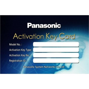 Panasonic 3rd Party SIP Extension (1 User)