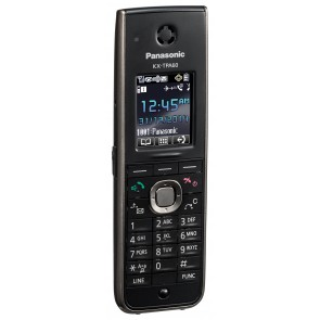 Panasonic Single Cell DECT Phone, Optional Handset