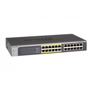 Netgear ProSAFE 24 Port Gigabit Plus Switch with 12 PoE Ports
