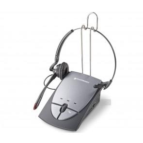 Plantronics S12 DuoSet & Amplifier