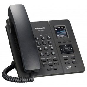 Panasonic Single Cell DECT Wireless Desk Phone (Black)