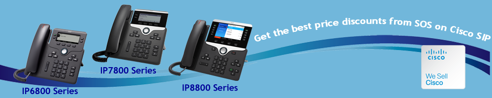 Cisco SIP Phones