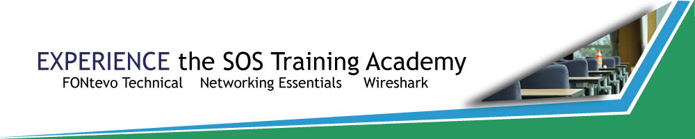 SOS Training Courses Wireshark